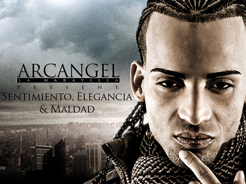 album de arcangel sentimiento elegancia y maldad 2012